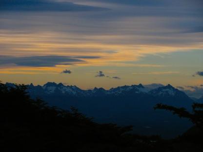 Early morning views