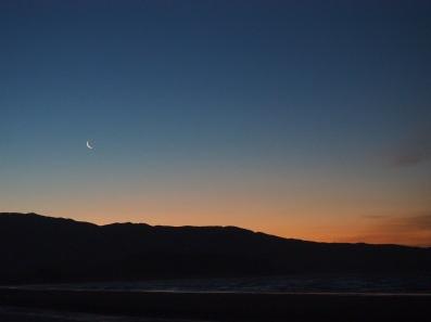 Pohara at Sunset